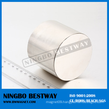Strong Permanent Neodymium Cylinder Magnet