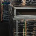 cerca de malla de alambre de ovejas de cerca de aluminio horizontal