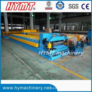 Máquina formadora de rolos de esteira horizontal YX35-150