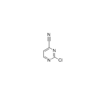 In Stock 2-Chloro-4-Pyrimidinecarbonitrile CAS 75833-38-4