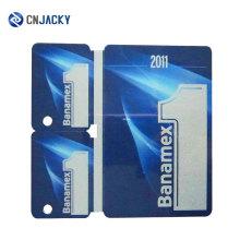 Mini cartão / cartão-chave personalizado de boa qualidade