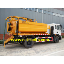 Dongfeng Sewer Cleaning & Fecal Suction Trucks