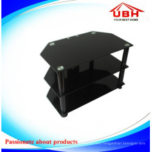 Best Seller Glass LED TV Stand with Low Price