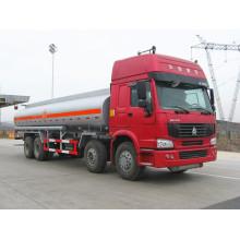HOWO Oil Tank Truck Oil Transportation Truck