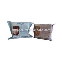 Toallitas húmedas cómodas para el desmaquillado del cuidado de la piel