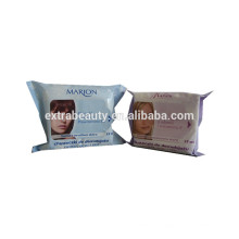 Comfortable Skincare Makeup Removal Wet Wipes