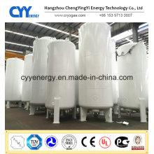 Industrieller Niederdruck-Flüssigsauerstoff-Stickstoff-Argon-CO2-Lagertank