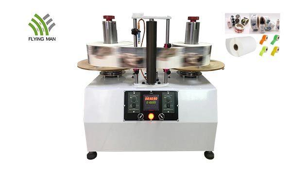Label Rewinding Machine Small