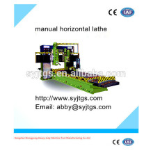 Prix à la machine à tour horizontal manuelle à grande vitesse