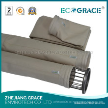 Industrieller Verkokungs-Ofen-Staub-Kollektor-PPS-Filtertüte für Rauchgas-Filtration