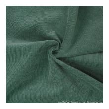 16W keep warm 100% cotton corduroy fleece fabric for garment trousers jacket coat