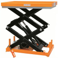 Fixed haydroliko mini scissor lift platform