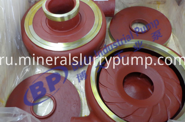 WARMAN PUMP PARTS_