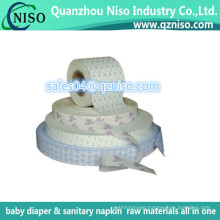 Adhesive Tape Release Paper, Printed Release Paper for Sanitary Napkins