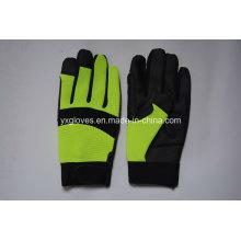 Перчатки Синтетической Кожи Безопасности Перчатки Промышленные Перчатки Труда Перчатки Механик Перчатки Рабочие Перчатки