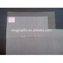 China fábrica de algodón grueso teflón de algodón recubierto de tela