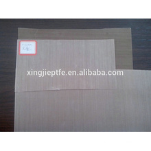 China factory wholesale thick cotton teflon coated fabric