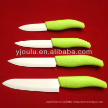 OL027 Knife Set With Silicone Handle