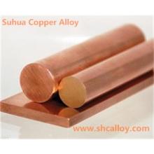 Никель-кремний-хромовая медь для держателя электродов C18000 (C18000)