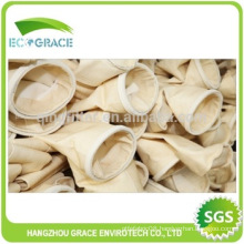 coal fired power cloth dust filtration collection ryton sock
