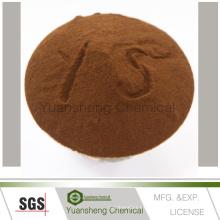 Concrerte Admixtures Reductor de agua Lignosulfonate de calcio