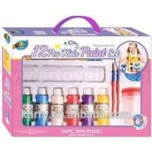 Set de peinture pour enfants 12ct A0064