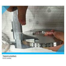 Sans1123 Flange de chapa de aço inoxidável 1000/3