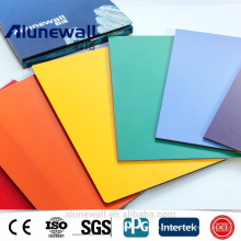architectural/construction materials Aluminum Composite Panel for Curtain Wall