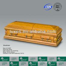 Cremation Pine Casket American Style Casket
