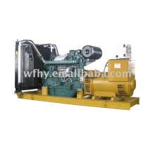 150kw Generator angetrieben durch Wudong Motor