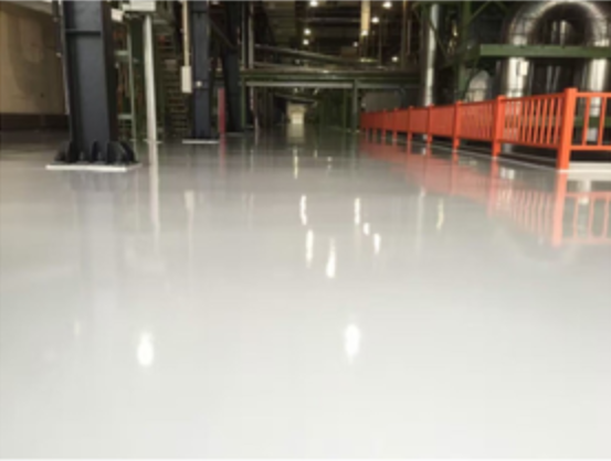 Waterborne Polyurethane Epoxy Floor