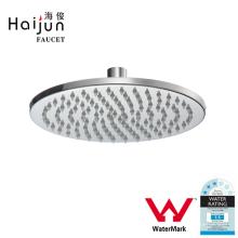 Haijun Importação de mercadorias Marca d'água Água com poupança de latão Cabeça de chuveiro