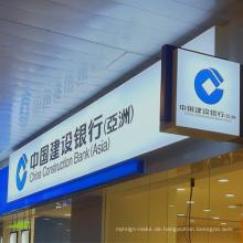 Werbungs-LED-Anzeige LED, die LED-Anzeigen-Zeichen beleuchtet
