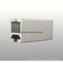 Pièces d'usinage CNC de profil en aluminium pièce de rechange de moto