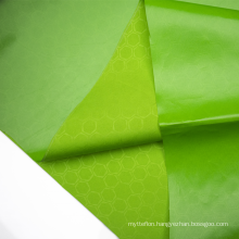 Soft High Strength Eco-friendly 40D Coated Shockproof Polyester Water Bag Umbrella Tpu Airbag Fabric