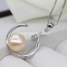Cultured Freshwater Real Genuine Pearl Pendant Design