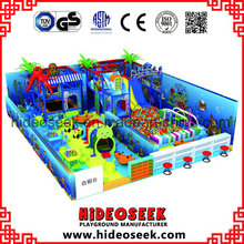 Ce Standard Indoor Children Naughty Castle