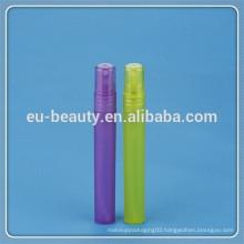 10ml cosmetic plastic mist sprayer pocket perfumer atomizer