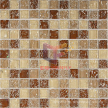 Beige Crystal Ice-Cracked Mosaic (CC163)
