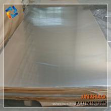 Prix des fabricants d'or chinois de la feuille d'aluminium 8011
