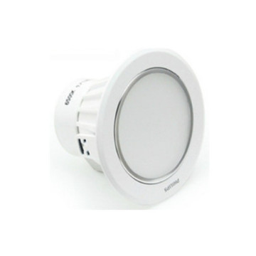 Downlight LED blanc chaud moderne