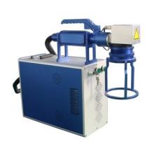 Machine de marquage laser à fibre optique pour métal