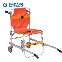 SKB040(B001) High Quality Alloy First-Aid Ambulance Chair Stretcher