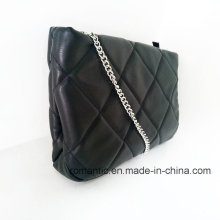 Guangzhou Supplier Señora PU Bolsos Mujer Bolsa de compras (NMDK-040604)