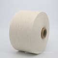 high quality colorful dyed recycle regenerated cotton yarn Ne 6s for kntting gloves