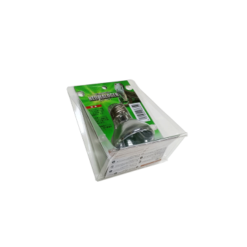 Thermogeformte transparente Blister-Dreifach-Clamshell-Packung