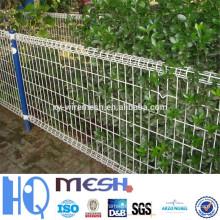 2015 alta seguridad y valla de malla de alambre práctica (fábrica directa)