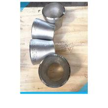 Sch40 Redutor de Tubos de Aço Inoxidável 304 Fittings