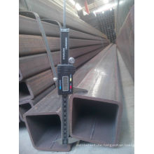 China Ms Square tubes/Construct pipeQ235/SS400/SS490 Square Hollow Section ASTM A500 IN DUBAI