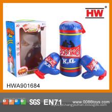 Hot venda por atacado crianças esporte conjunto boxe kit